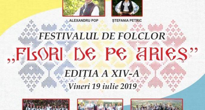 """Festivalul de Folclor """"Flori de pe Arieș"""" Ediția a XIV-a"""