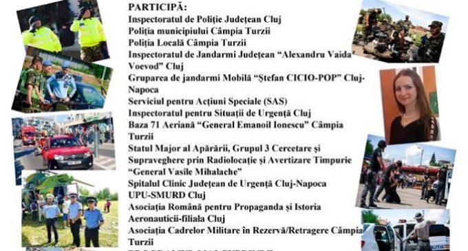 "Simpozion special la Campia Turzii – ""Uniforma, a doua familie"""