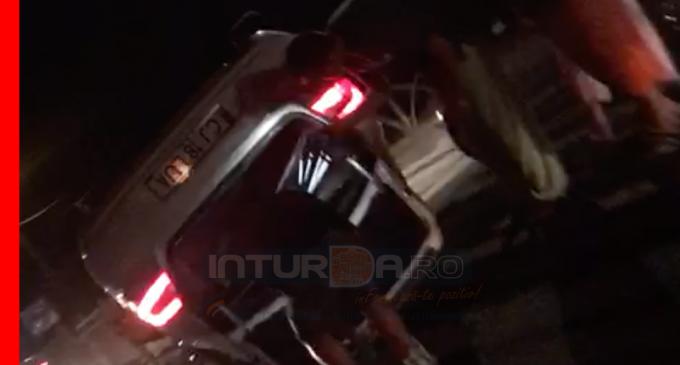UPDATE. Vezi ce spune ISU Cluj despre accidentul de la Tureni