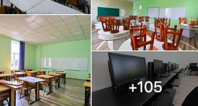 La Turda continuă modernizarea școlilor și liceelor!