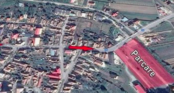 Parcare amenajată în Obor de Zilele Municipiului Câmpia Turzii!