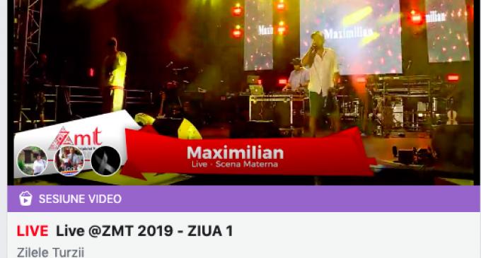 Transmisiune LIVE – ZMT 2019