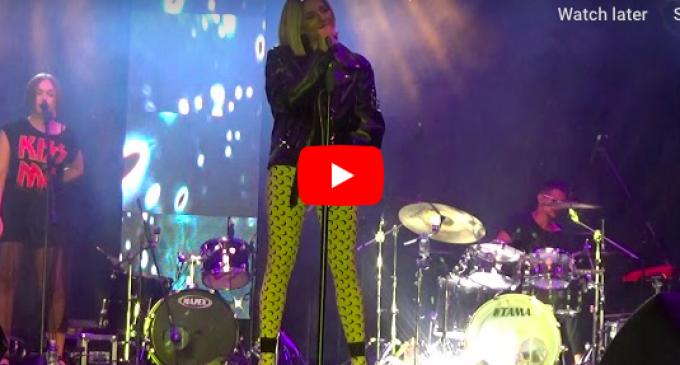 VIDEO: Lidia Buble, AMI și Big Tonez la Zilele Municipiului Câmpia Turzii