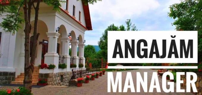Conacul Secuiesc din Colțești  ANGAJEAZĂ  Manager