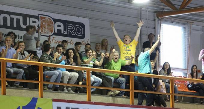 S-au pus în vânzare biletele pentru partida cu CSM București