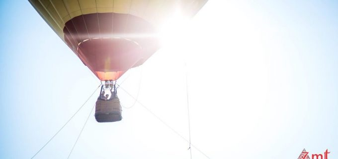 CONCURS! Câștigă un zbor cu balonul cu aer cald la ZMT 2019!