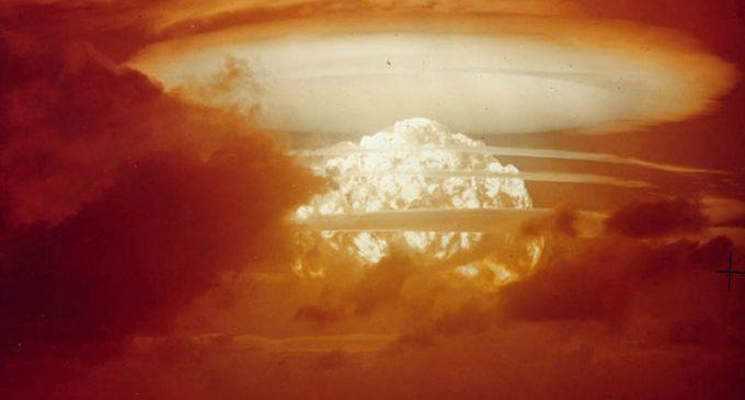 Ce efecte produce în România explozia nucleară din Rusia