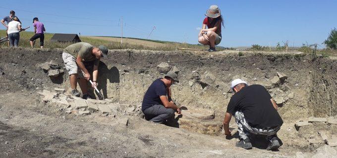 Cercetările arheologice la Potaissa – castrul legiunii V Macedonica și așezarea civilă