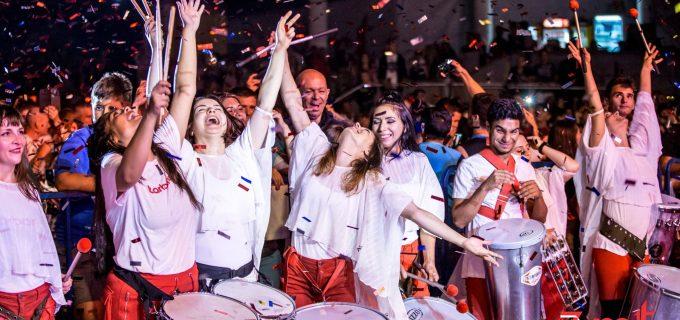 VIDEO: Final spectaculos al Zilelor Municipiului Turda 2019