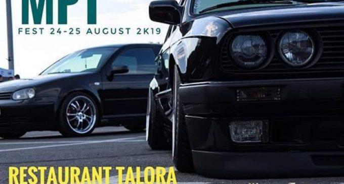 În acest weekend la Turda: MpT Fest II (auto Tuning Show)