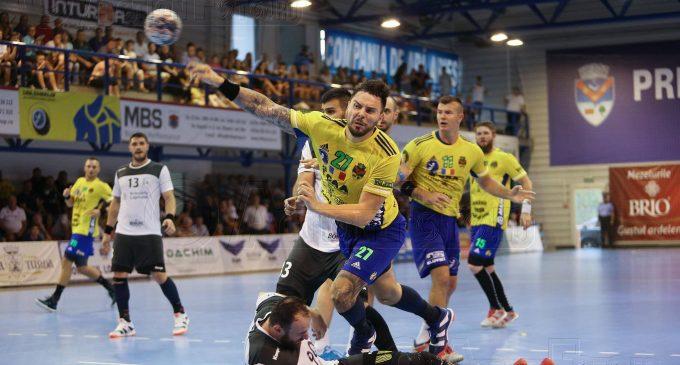 Potaissa Turda are în proporție de 99% un loc asigurat în grupele Europa Handball League la handbal masculin, sezonul 2020-2021