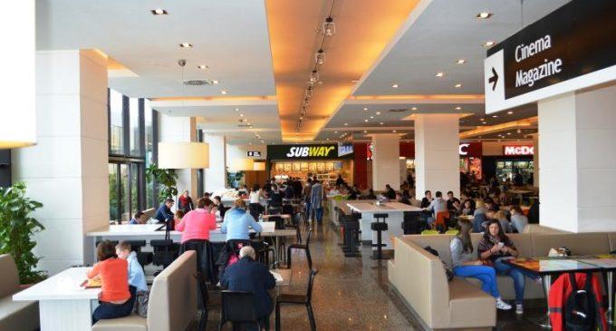 Și restaurantele din IULIS Mall Cluj au fost închise!