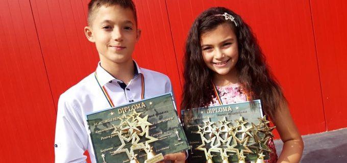 """Beatrice Simioana, interpretari spectaculoase la Festivalul """"Fii star in tara ta"""""""
