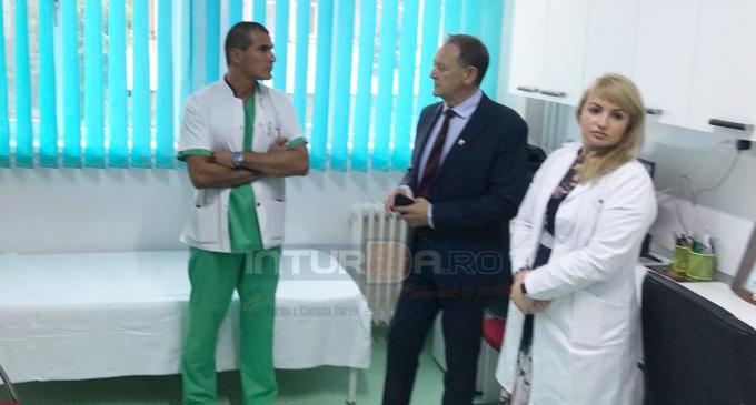 VIDEO: Secția de Dermatologie din Spitalul Municipal Turda a fost modernizată