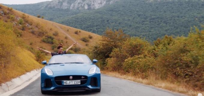"Armin van Buuren a lansat videoclipul piesei ""SomethingReal"" – Imagini din Cheile Turzii și Cluj"