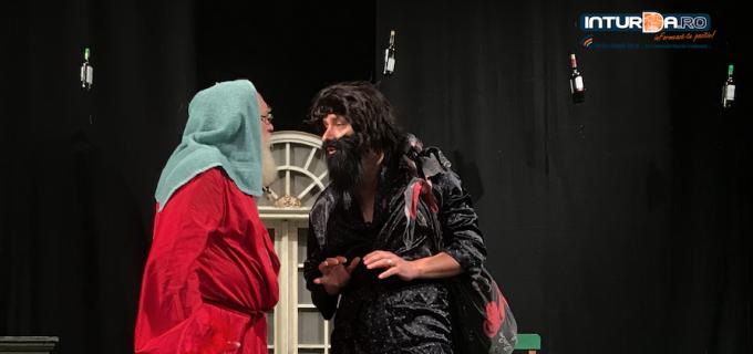 """TEASER """"Omul care a văzut moartea""""! Vezi momente din spectacol înainte de premiera de pe 26 septembrie"""