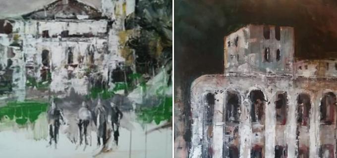 "Despre ""Nostalgiile urbane"" ale Mariei Chibacu – AAP Câmpia Turzii"