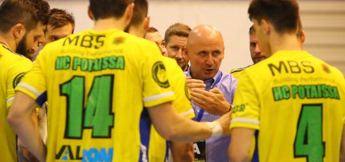 Sezon înghețat. Potaissa Turda termină pe locul 2 și va evolua în European Handball League