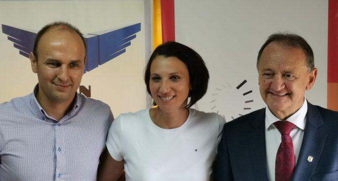 AHC Potaissa Turda a lansat proiectul în ceea ce privește handbalul feminin. Flaviu Sâsâeac: Avem încredere ca proiectul va fi o reușită