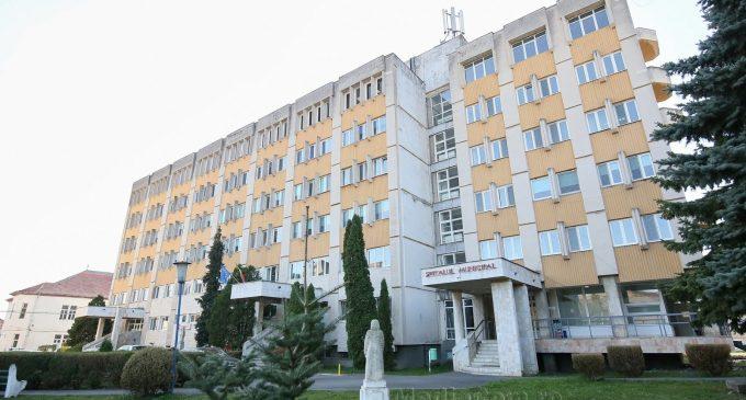 Spitalul Turda: 6 cadre medicale și auxiliare confirmate pozitiv cu COVID-19