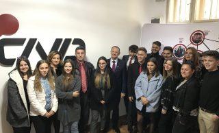 A fost inaugurat Centrul pentru Inițiative de Tineret, Voluntariat și Implicare în Comunitate!