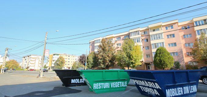 USR Câmpia Turzii: Propunere către Primăria Municipiului Câmpia Turzii in legătură cu managementul deșeurilor