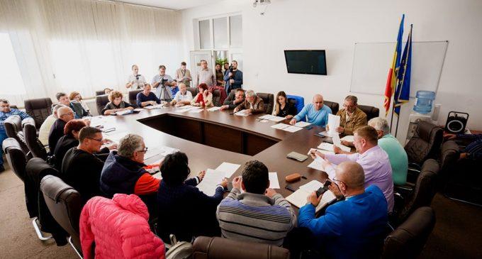 Consiliul Local al Municipiului Câmpia Turzii se întrunește astăzi în ședință extraordinară