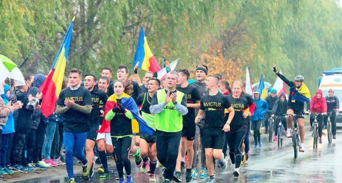 Ștafeta Veteranilor Invictus România va tranzita Turda