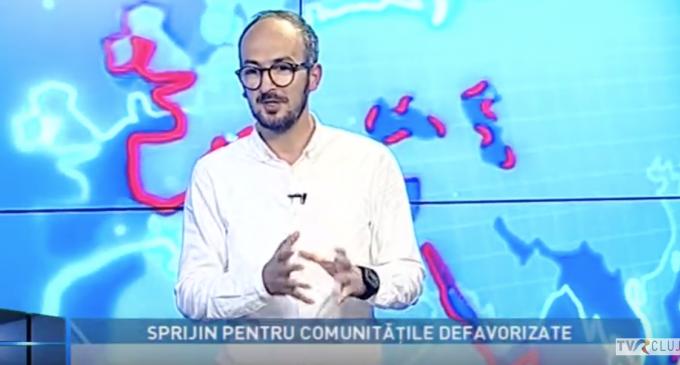 VIDEO: Proiectul ȘCOALA MOBILĂ, prezentat în cadrul emisiunii Actual Regional