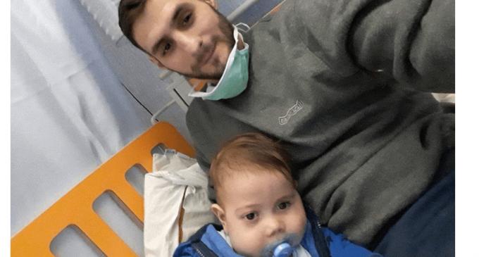 Fiecare distribuire ajută! Fiul unor militari din cadrul unității 01824 Câmpia Turzii are nevoie de ajutorul nostru