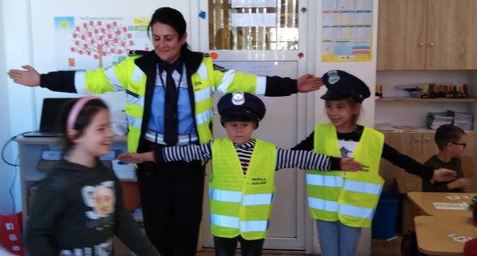 Poliția Locală Turda – activitate pe linia preventiei rutiere
