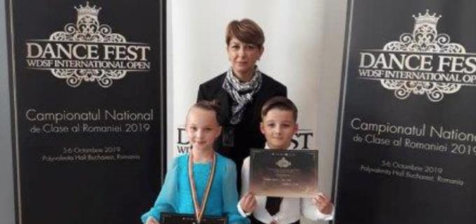Dans Sportiv Potaissa Turda, în finala Campionatului Național de Clase