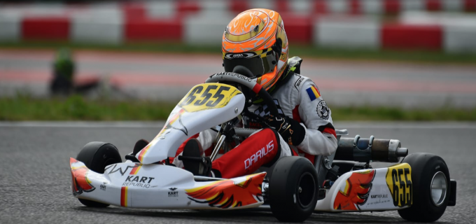 VIDEO: Darius Babaioana este prezent la Mondialul de Karting – ROK Cup Superfinal, Lonato de Garda