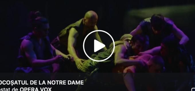 """""""Cocoșatul de la Notre- Dame"""" – Spectacol extraordinar de balet la Turda în această săptămână"""