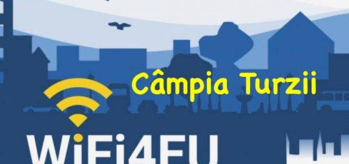Vezi ce firmă va implementa la Câmpia Turzii proiectul WiFi4EU