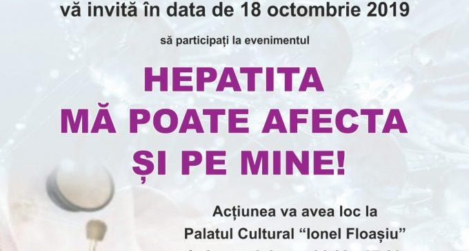 Campanie de prevenire împotriva afecțiunilor hepatice, la Câmpia Turzii