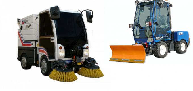 Va achizitiona Primaria Campia Turzii o mașină de măturat stradal? Vezi răspunsul primarului
