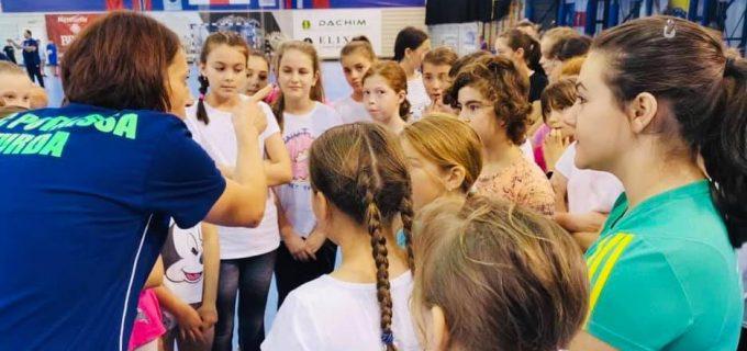 AHC POTAISSA TURDA: La Multi Ani, Mihaela Tivadar!