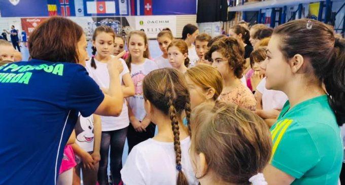 Peste 150 de copii au fost prezenți la preselecția AHC Potaissa Turda
