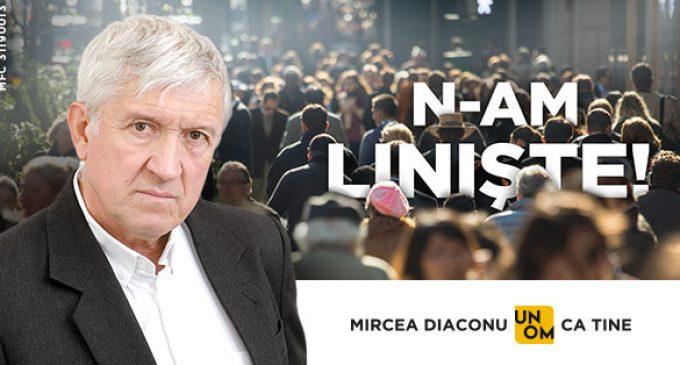 Mircea Deaconu – Un viitor presedinte responsabil