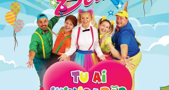Îndrăgita Ella Bella și prietenii ei vin la Câmpia Turzii