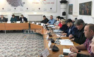 Vezi aici ordinea de zi a Ședinței Ordinare a Consiliului Local al municipiului Turda