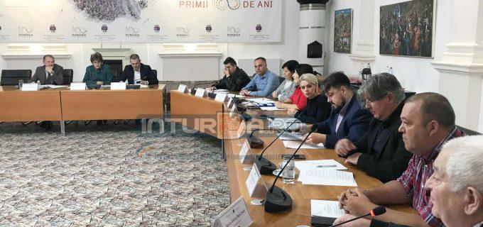 Ordinea de zi a ședinței extraordinare a Consiliului Local Turda din data de 9 martie 2020