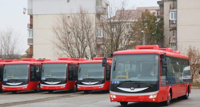 Matei Cristian: Autobuzul cu numărul 20 a sosit astăzi la Turda! Transport Urban Public (TUP) va prelua întreaga activitate