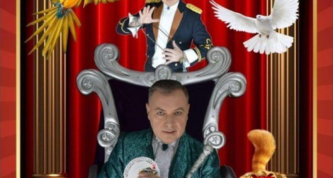 """""""Castelul Magic"""" organizează un spectacol incendiar de magie și iluzionism, la Campia Turzii"""