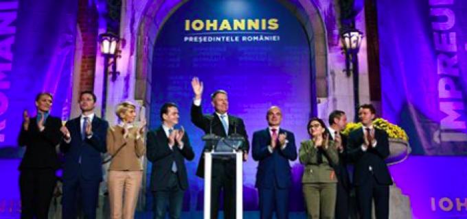 PNL Turda: Am obținut cel mai mare rezultat din istorie. 16.904 de voturi pentru Iohannis