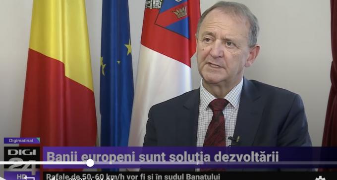 Digi24, despre Turda: Un mic oraș din România a obținut peste 100 de milioane de euro din fonduri europene