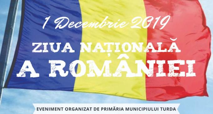 Programul evenimentelor organizate duminică, 1 Decembrie 2019, cu ocazia sărbătoririi Zilei Naţionale a României