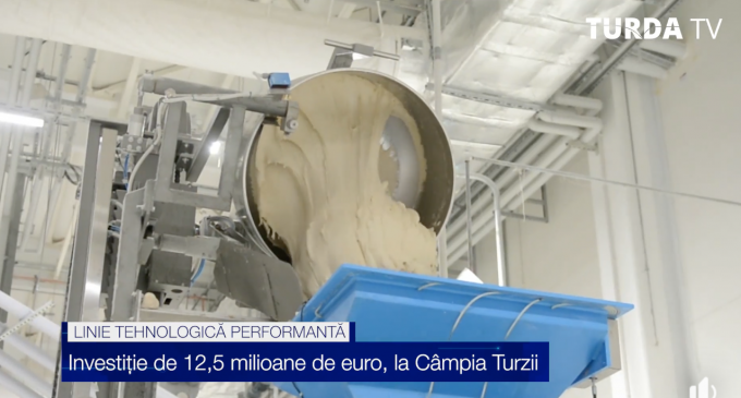 VIDEO: La Lorraine România a investit 12,5 mil.euro în fabrica de la Câmpia Turzii