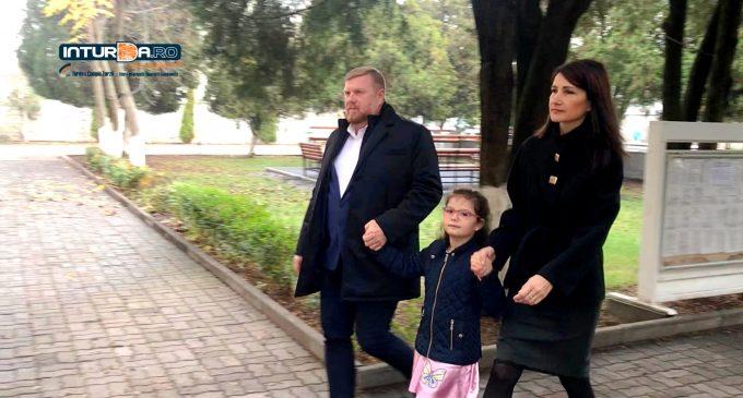 Dorin Lojigan: Am votat pentru Campia Turzii, judetul Cluj și pentru ROMÂNIA